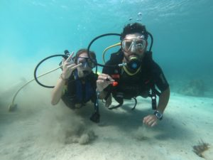 Try Scuba Diving in Protaras