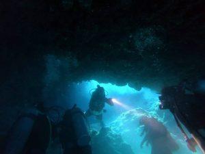 cave dive 2