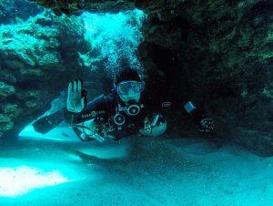 Cave Dive In Protaras