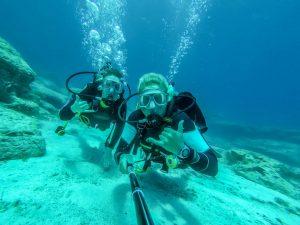 Try Scuba Diving In Protaras
