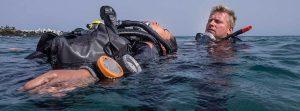Rescue Diver Course & CPR