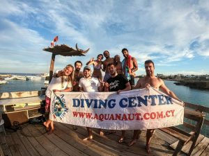 Open Water Course NAUI/PADI