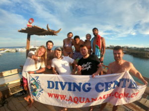 Advanced Open Water Course Cyprus